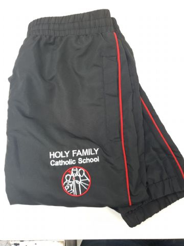 Holy Family New PE Track Bottoms
